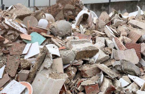 Zbrinjavanje građevinskog otpada